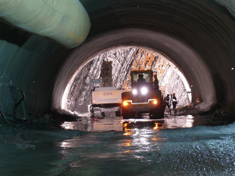 Tunel Bubeneč (tunelový komplex Blanka), Praha - MO ŠPELC 0079