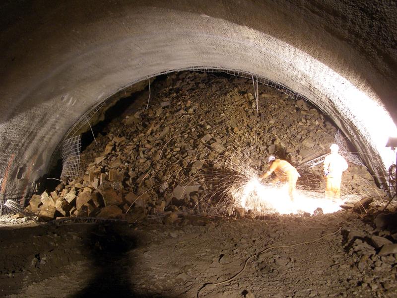 Tunel Lochkov (Lahovska), Praha - SOKP 514